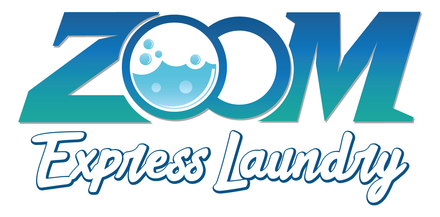 Zoom Express Laundry logo